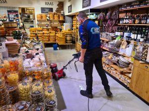 schoonmaakbedrijf hofs arnhem schrobben zuivelhoeve kronenburg