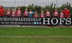 Meiden Arnhemse Boys E11M Kampioen Bij RTV Arnhem en in De Gelderlander 2