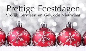 Schoonmaakbedrijf Hofs Arnhem wenst u Prettige Feestdagen !