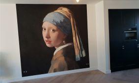 Meisje met de parel | Promosign | Schoonmaakbedrijf Hofs Arnhem 2