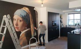 Meisje met de parel | Promosign | Schoonmaakbedrijf Hofs Arnhem 1