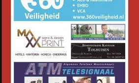 Jubileumboek | Arnhemse Boys Schuytgraaf | Schoonmaakbedrijf Hofs | Ome Joops Tour 2