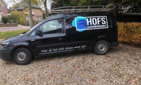 Schoonmaakbedrijf Hofs | Nieuwe Logo | Maxxprint 2