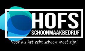 Schoonmaakbedrijf Hofs | Nieuwe Logo | Maxxprint