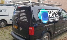 Schoonmaakbedrijf Hofs | Nieuwe Logo | Maxxprint 1
