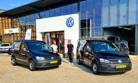 Schoonmaakbedrijf Hofs | Nieuwe Bedrijfsauto | ZIJM 2