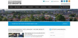 Schoonmaakbedrijf Hofs Arnhem | Nieuwe website ontwikkeld door OVK Webdesign