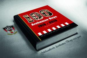 Jubileumboek | Arnhemse Boys Schuytgraaf | Schoonmaakbedrijf Hofs | Ome Joops Tour