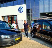 Schoonmaakbedrijf Hofs | Nieuwe Bedrijfsauto | ZIJM
