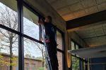 Schoonmaakbedrijf Hofs Arnhem Glazenwasser | Glasbewassing Kantoor | Ede