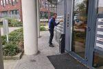 Schoonmaak Schoonmaakbedrijf Hofs Arnhem Bellenpaneel trappenhuis appartementen complex VVE Vastgoed