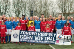 Schoonmaakbedrijf Hofs Arnhem Zonder respect geen voetbal met de Dames van FC Twente en RKHVV