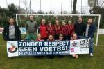 Schoonmaakbedrijf Hofs Arnhem Zonder respect geen voetbal met Worth Rheden