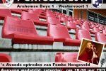 Schoonmaakbedrijf Hofs | Arnhem | Nijmegen | Ede | Balsponsor Arnhemse Boys SC Westervoort