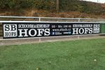 Schoonmaakbedrijf Hofs | Arnhem | Nijmegen | Ede | Sponsorbord SC Veluwezoom Velp