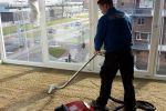 Schoonmaakbedrijf Hofs Arnhem | Nijmegen | Ede | Shamponeren vloerbedekking